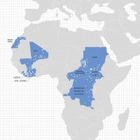 UN Peacekeeping missions in Africa